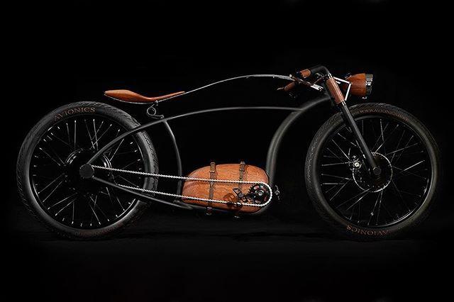 Avionics V1 Elektrikli Bisiklet