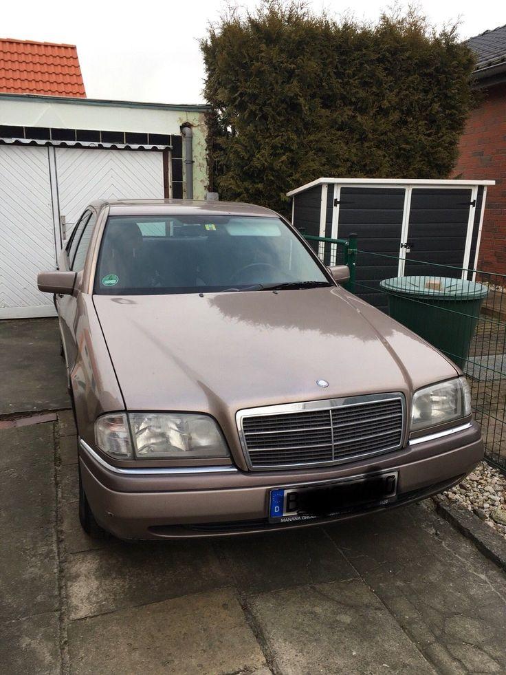 Mercedes C180 Elegance Bj. 1993   Check more at https://0nlineshop.de/mercedes-c180-elegance-bj-1993/