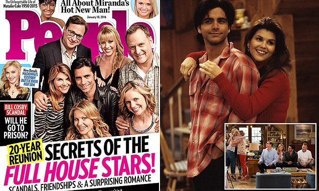 John Stamos reveals he and Full House co-star Lori Loughlin went on a date | Daily Mail Online
