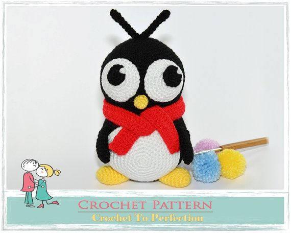 Amigurumi Pattern Crochet Amigurumi Pattern Crochet Pattern
