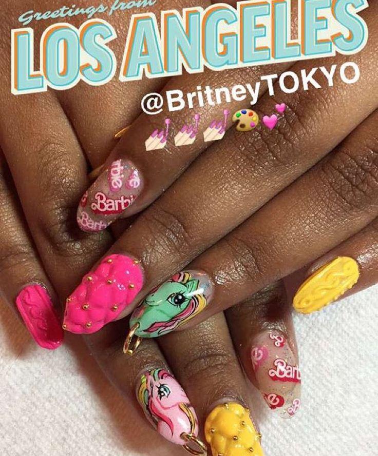 58 best nail art images on Pinterest | Nailart, Tokyo and Tokyo japan