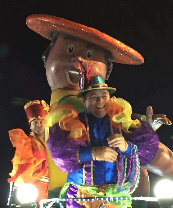 Carnival in Cozumel happens every February. It is a huge celebration, and lasts for days. A must-see if you're vacationing in Cozumel.