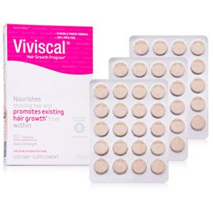 Viviscal Extra Strength Hair Growth Supplements at DermStore