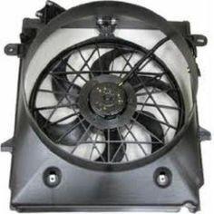 2001-2009 Ford Ranger Radiator Fan Assembly