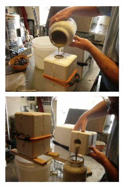 Plaster Mold Making & Some Ceramics -- Tiki Central