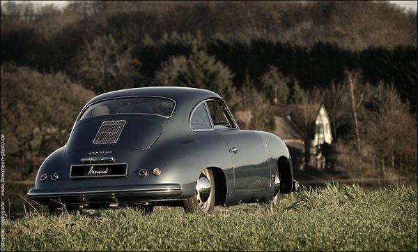 Porsche 356 coupe #porsche