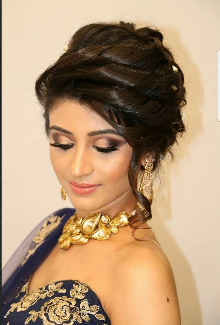 bridal hair indian pakistani