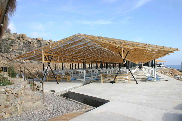 Centro de producción acuícola. WAR