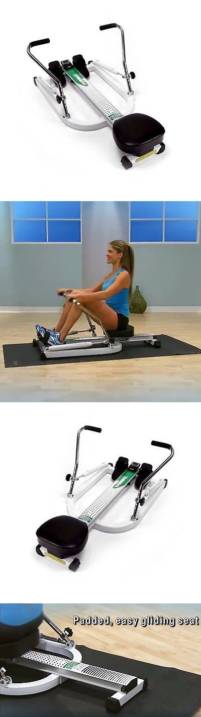 aerobic rowing machine