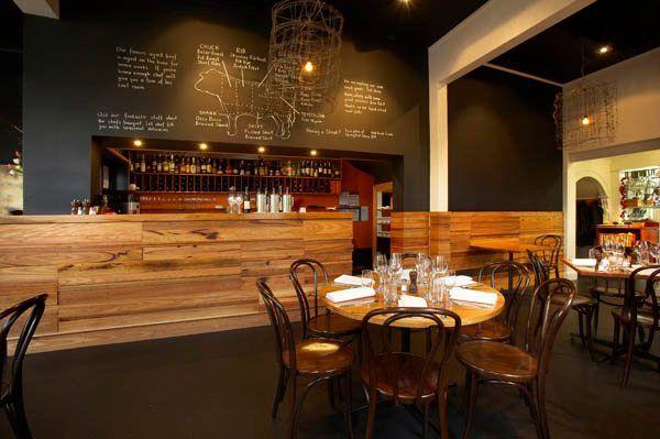 La luna bistro mr mitchell cafe restaurant