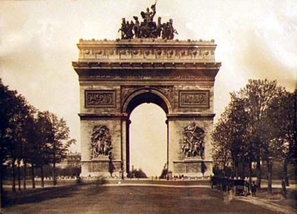 #Travelspot - Arc de Triomphe - #travel #France #ttot #arcdetriomphe