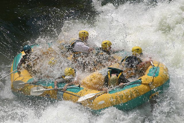 The World's Top 5 Whitewater Rafting Adventures