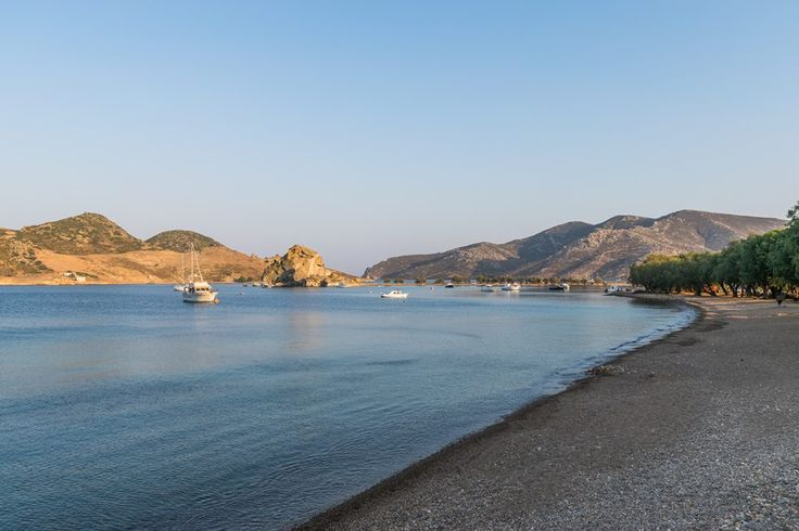 "Like an outdoor sanctuary, the famous ""Petra"" is so different from what you have seen that will definitely make you want to climb and see up close.  Read more about the impressive #Petra here: goo.gl/TVdrQB #grikos #patmos #patmosaktis www.patmosaktis.gr"