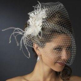 Bridal headpiece Gianna - Georgia Dristila Accs