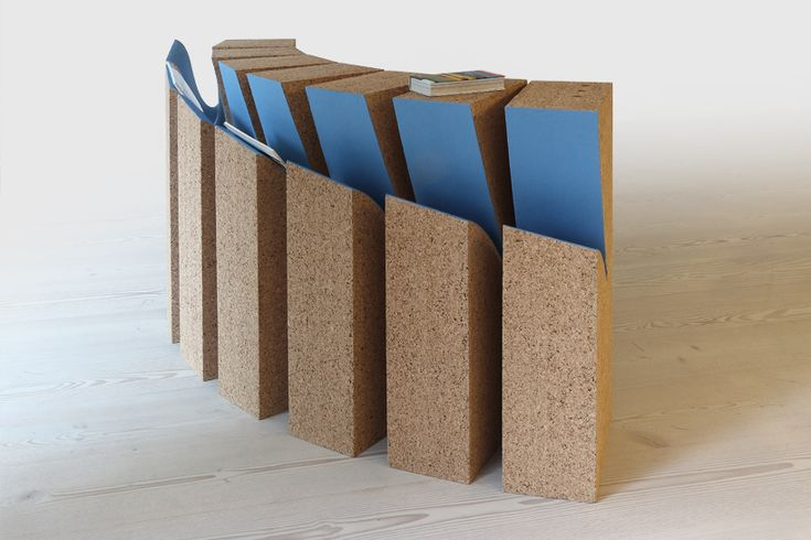 i m lab: etc 1 series of eroded flexible furniture