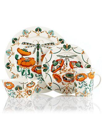 Iittala Dinnerware, Korento Collection - Casual Dinnerware - Dining & Entertaining - Macy's