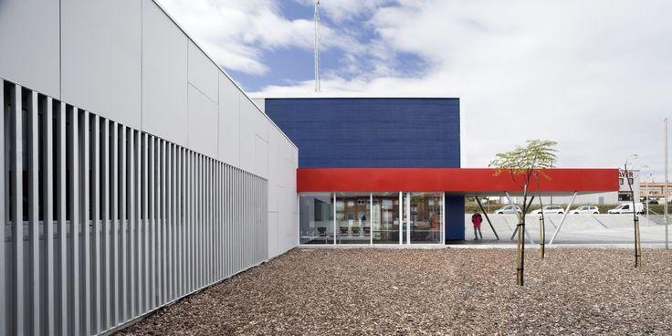 Gallery of Estación de Policía Montblanc / taller 9s arquitectes - 5