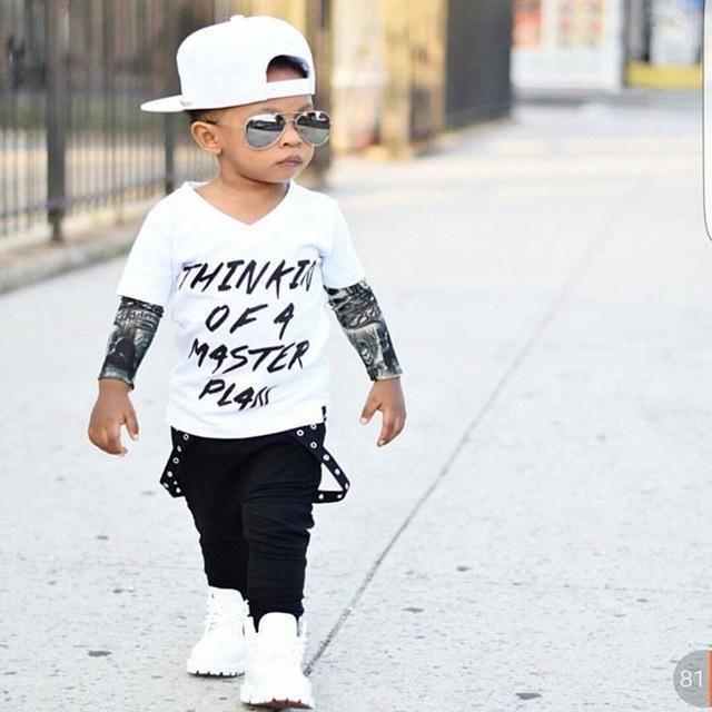 Hip & Trendy Baby Boy Clothing Sets