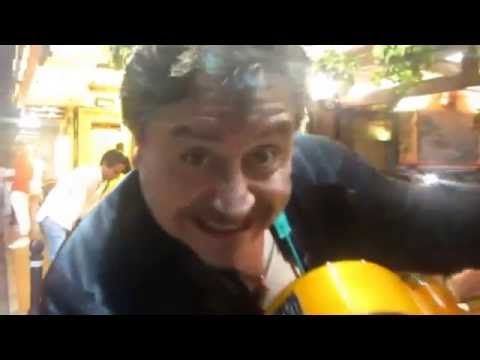 THE MUSIC OF THE NIGHT live  PUERTO BANUS  city Spain- 2016 Mp4