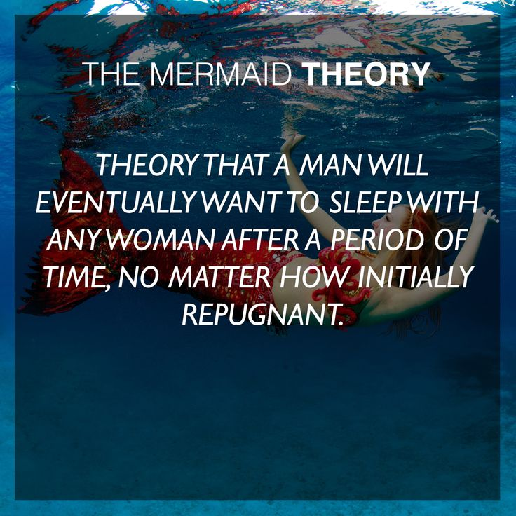 The Mermaid Theory #HIMYM