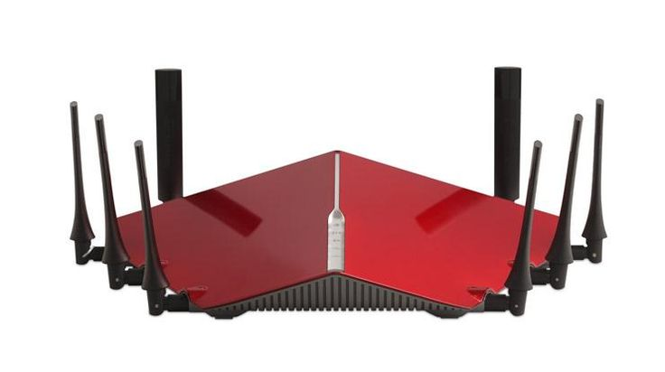 The D-Link AC5300 Ultra Wi-Fi Router (DIR-895L/R) is a slick-looking, fully loaded tri-band router that delivers some of the fastest scores we've seen in throughput and file-transfer tests.