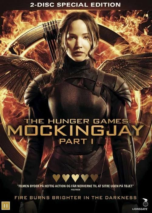 Watch The Hunger Games: Mockingjay - Part 1 2014 Full Movie Online Free