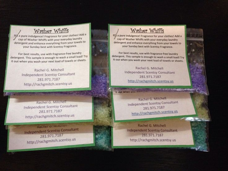 washer whiff sample scentsy pinterest follow me