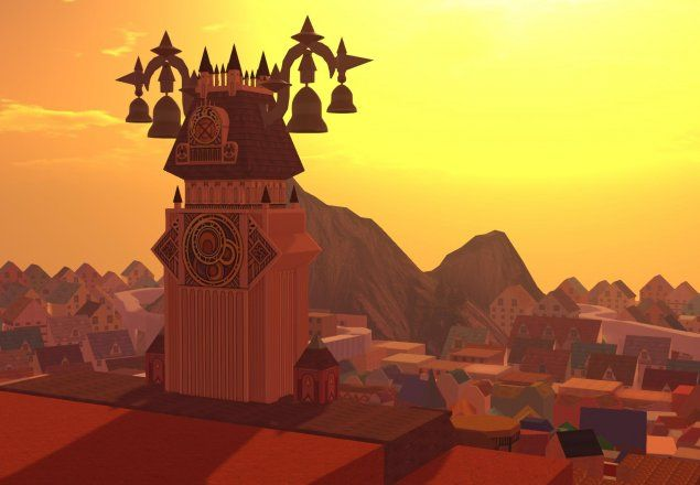Twilight Town - Kingdom Hearts