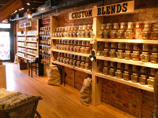 DC - Georgetown | Spice and Tea Exchange