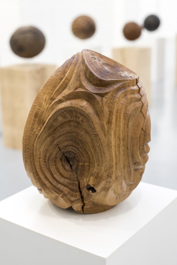 No: 21 Cocoon Maquette - Alison Crowther
