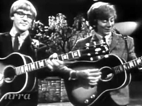 "Chad & Jeremy perform ""A Summer Song"" on the ABC-TV show ""American Bandstand"" (1964)"