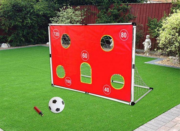 Kit poarta de fotbal pentru copii si adulti
