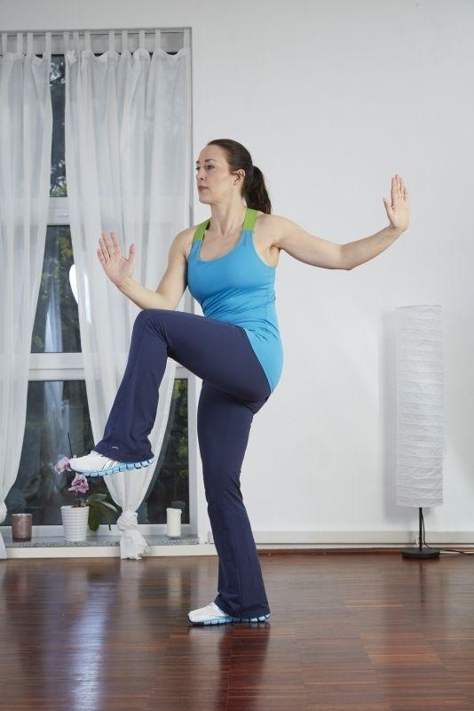 Cvičení, které aktivuje metabolismus a podporuje hubnutí