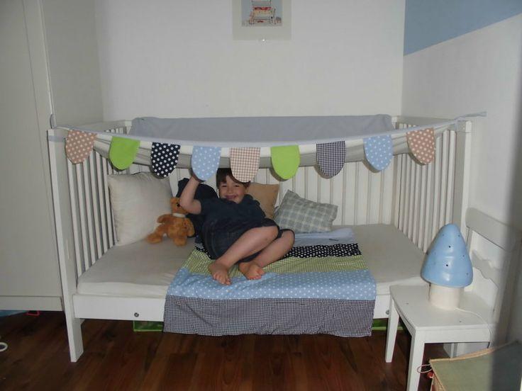 ♥Höhle Decke♥ Spielzelt  ~Spielhaus~  von Zwergenstübchen auf DaWanda.com
