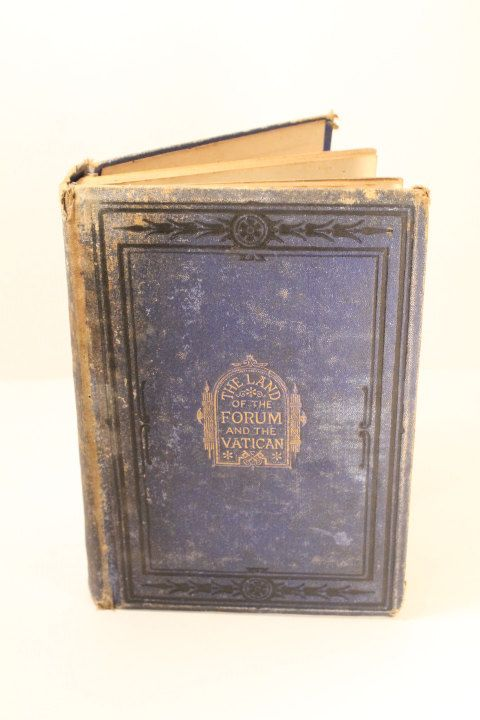 Newman Hall The Land of the Forum and the by ClockworkRummage, $19.00