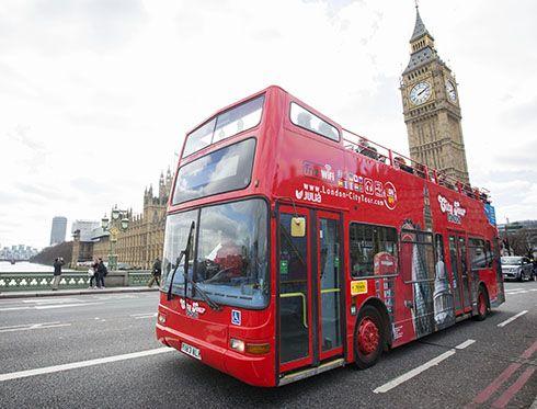 London City Tour +boat  £22 adult, £11 child