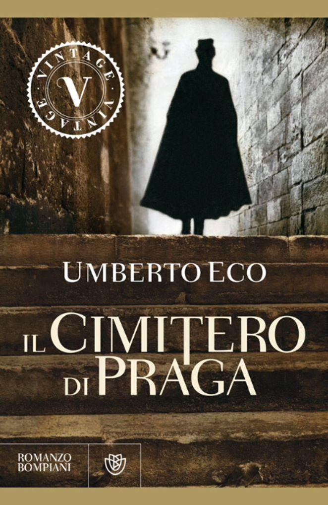 Il Cimitero Di Praga - Umberto Eco #IlCimiteroDiPraga #UmbertoEco