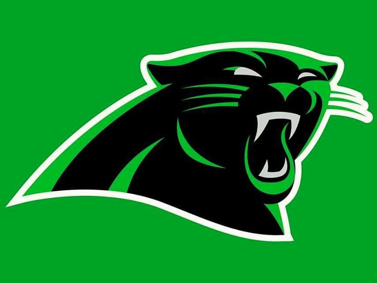 St. Patrick's Day Panthers Logo