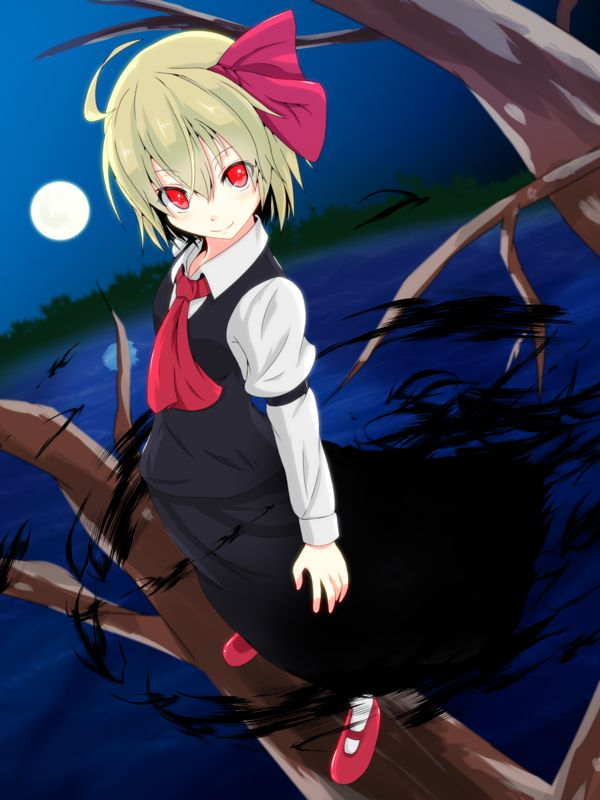 Rumia   touhou project (東方 project)