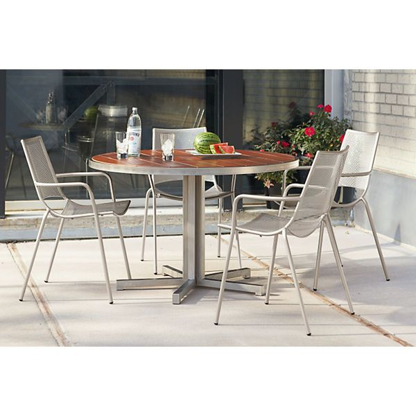Montego Round Tables. Outdoor Dining TablesDining Room ...