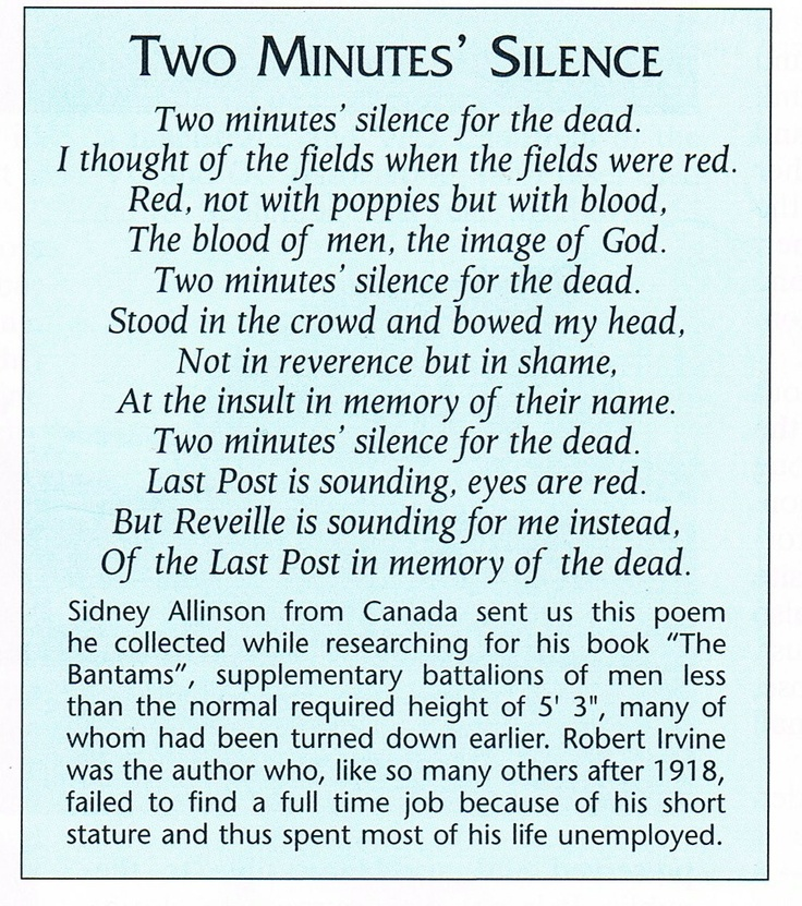 21 best images about WW1 Poems on Pinterest