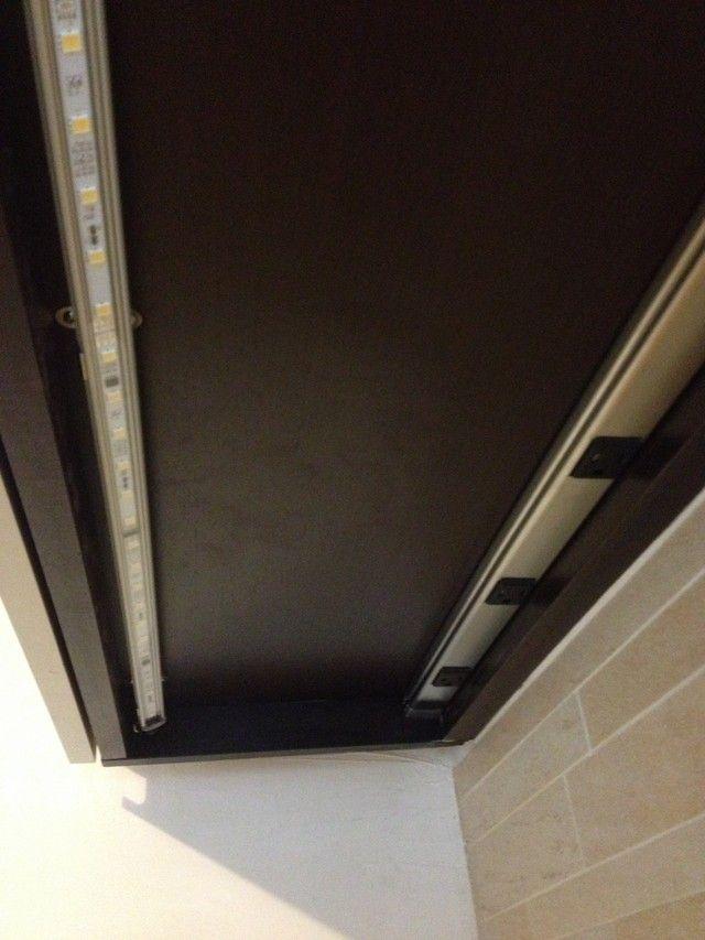 Under Cabinet Lighting & Outlets
