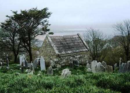Saint Declan's Church - Ardmore, County Waterford - Ireland