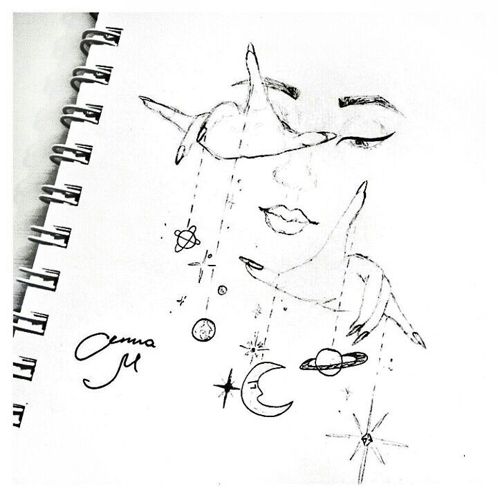 Tumblr drawing magic