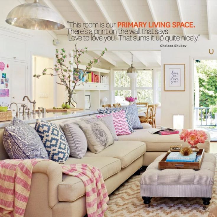 Colorful Family Room Ideas Part - 45: 116 Best Living U0026 Family Room Spaces Images On Pinterest | Living Spaces,  Living Room Ideas And Home