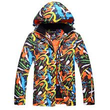 US $66.69 witer Snow Jackets Cheap Ski Suit Men Snowboard Clothes Waterproof -30 Warm Winter Coat Snow Suit Skiing Jackets outdoor coat. Aliexpress product