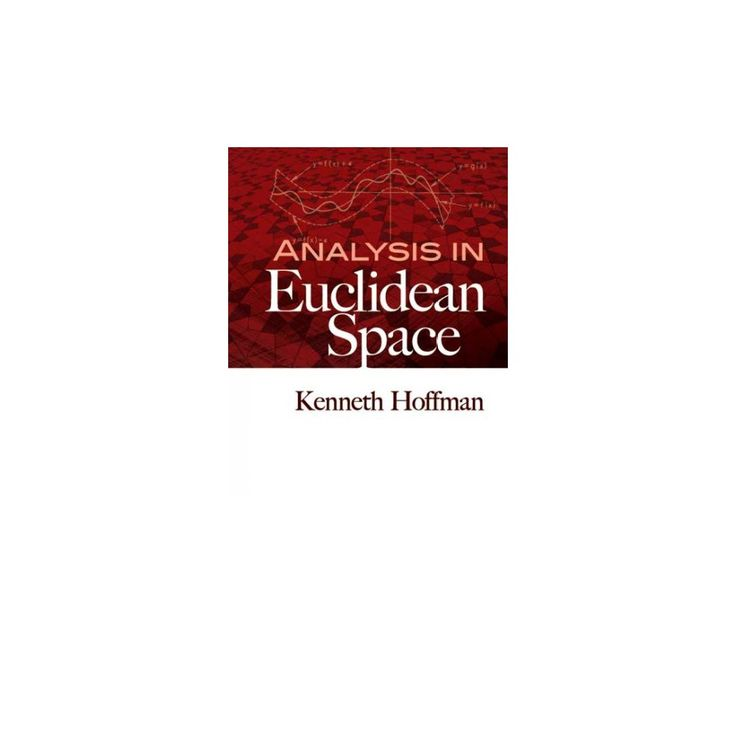 Analysis in Euclidean Space (Paperback)