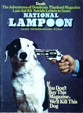 National Lampoon Magazine  # 34 - January 1973 pdf Back Issues Collection  Archives Download DVD Ebay