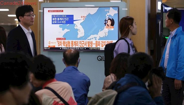 Earthquake in North Korea briefly stokes nuclear fears
