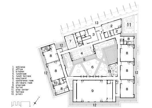 D.S Nursery,Floor Plan